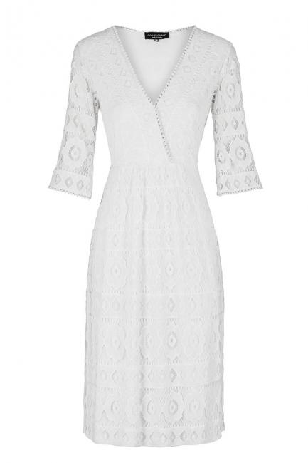 Ana Alcazar Lace Dress Ginny