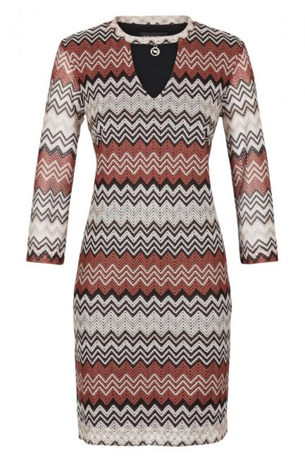 Ana Alcazar Knitted Dress Goslyn