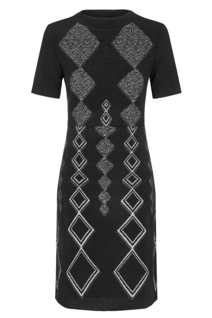 Ana Alcazar Short Sleeves Dress Donvey