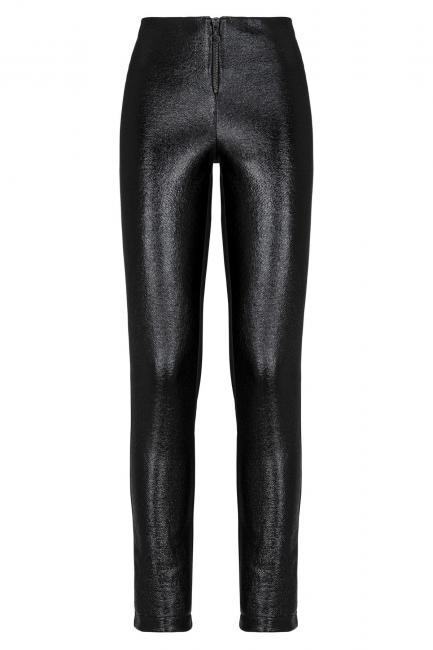 Ana Alcazar Patent Leather Pant Kleona