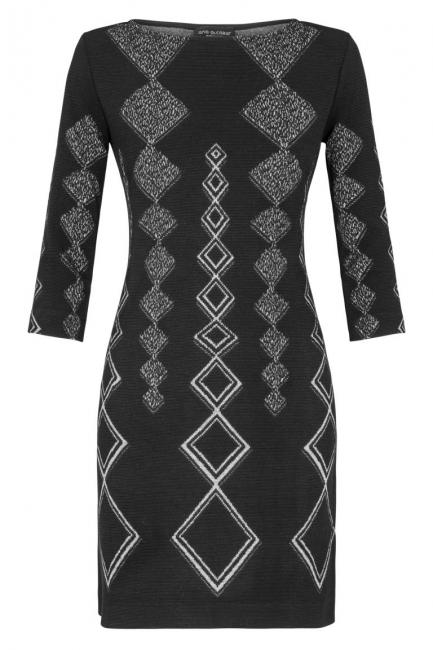 Ana Alcazar Longlseeve Dress Donvia