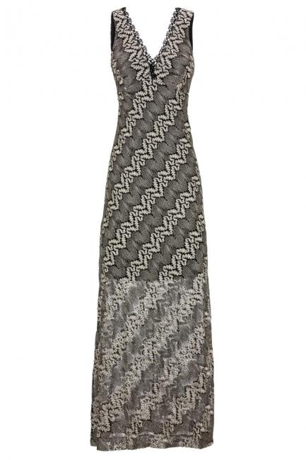 ana alcazar Maxi Dress Aydondark