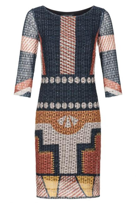 Ana Alcazar Tunic Dress Farawis