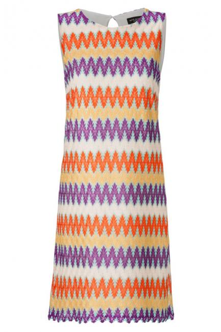 ana alcazar Colourful A-Shaped Dress Ayoris