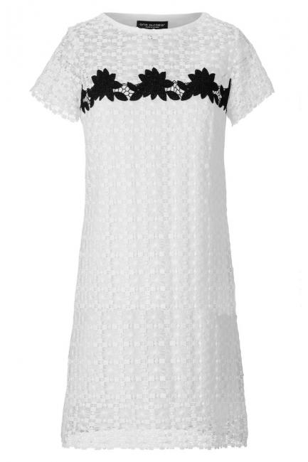ana alcazar Lace Dress Aidena