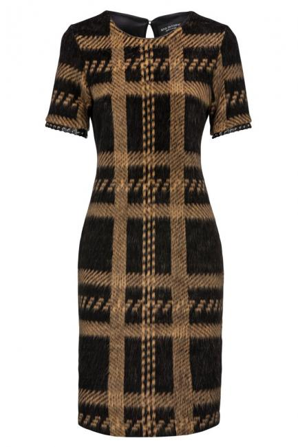 Ana Alcazar Knitted Dress Dorosea