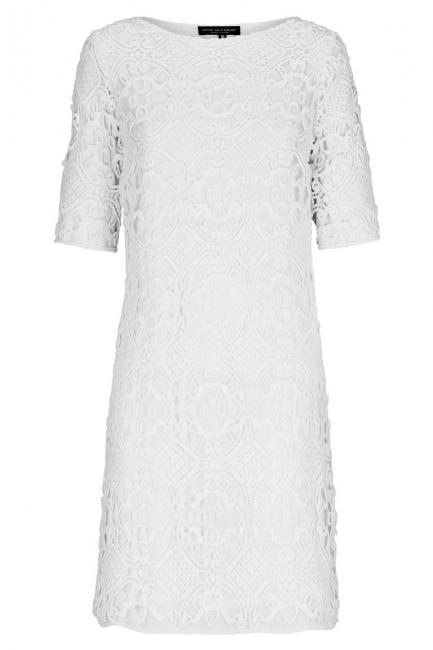 ana alcazar Lace Dress Bonlenis