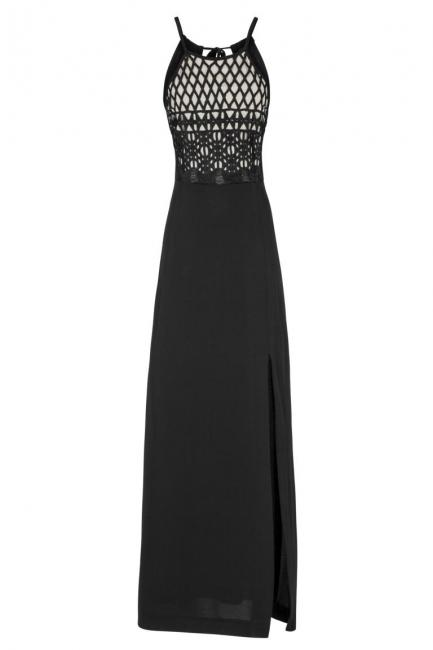 ana alcazar Black Label Maxi Jurk No. 80