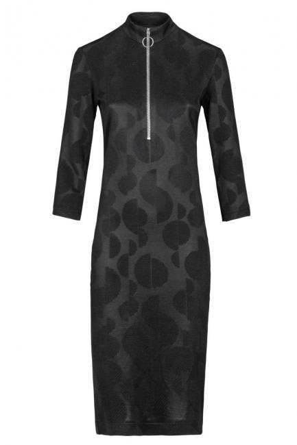 Ana Alcazar Shift Dress Kamys Black