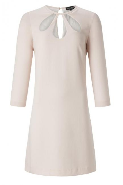 ana alcazar Cut Out Dress Ansophea Rose
