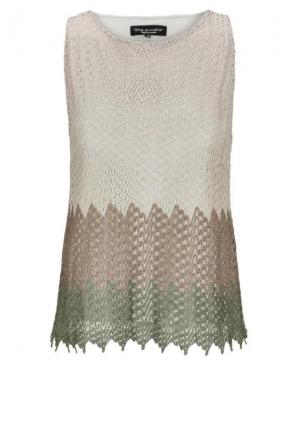 ana alcazar Knitted Top Antresy