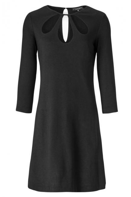 ana alcazar Kleid mit Cut Out Algorea
