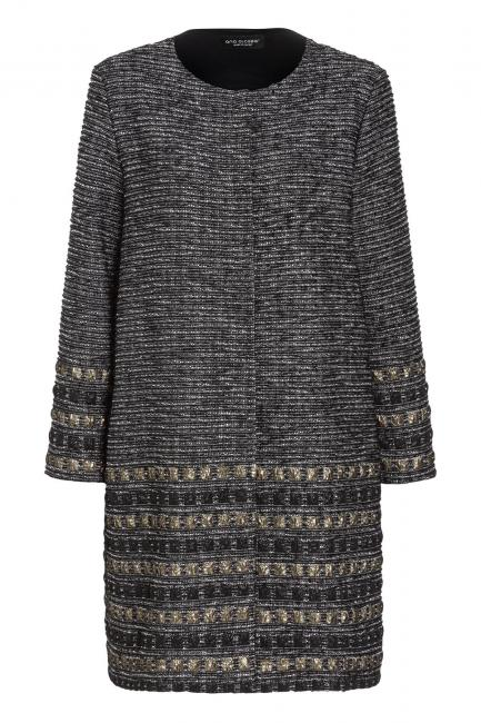 Ana Alcazar Tweed Jacket Vabaja