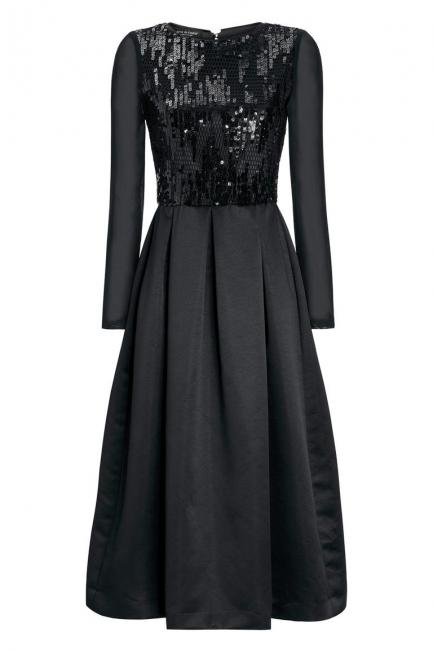 Ana Alcazar Black Label Evening Dress Juvenys