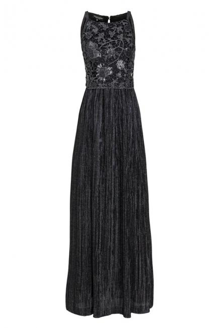 Ana Alcazar Black Label Maxi Dress Juvenilis