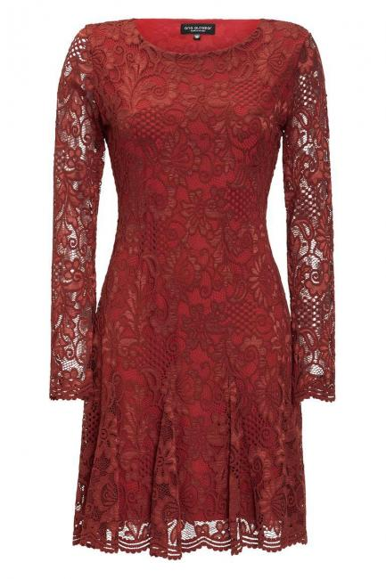 Ana Alcazar Lace Tunic Dress Leyby