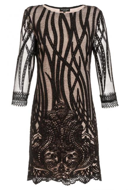 Ana Alcazar Spitzen Kleid  Ranjea