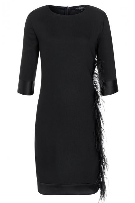 Ana Alcazar Feather Dress Reginea