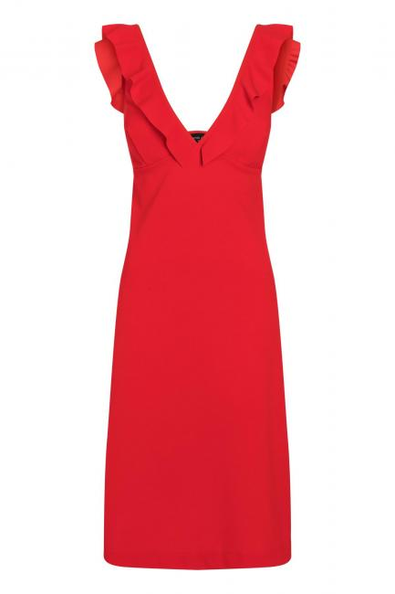 Ana Alcazar Flamenco Kleid Sawona Red