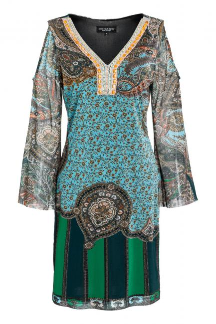 Ana Alcazar Deco Dress Shalma