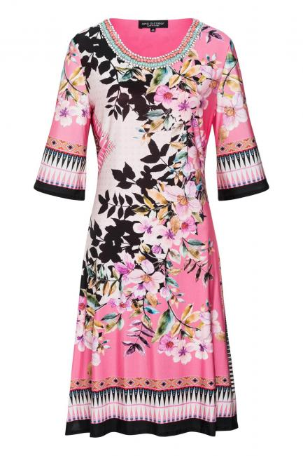 Ana Alcazar Shortsleeve Dress Shepsy