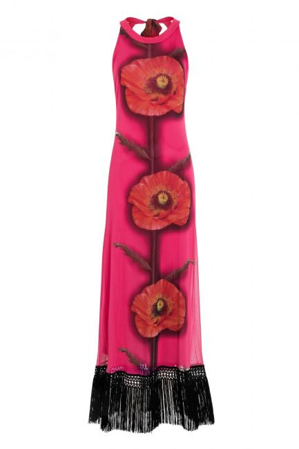 Ana Alcazar Maxi Dress Siafole