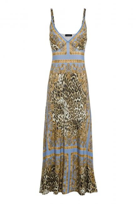 Ana Alcazar Maxi Dress Silfista