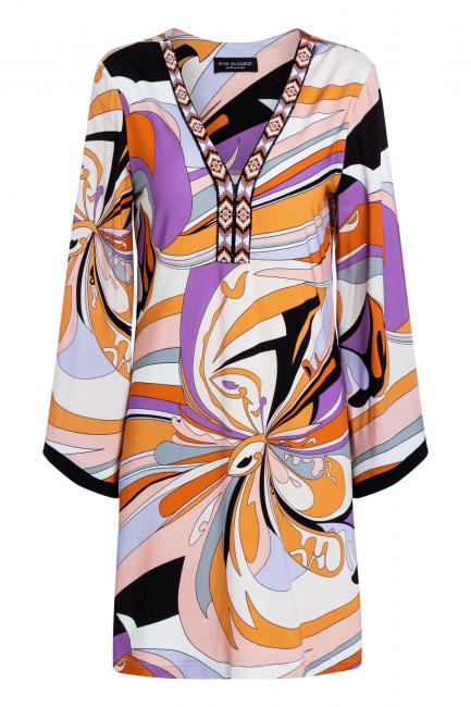 Ana Alcazar Tunic Mini Dress Simano
