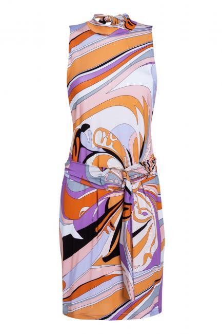 Ana Alcazar Gürtel Kleid Simpla