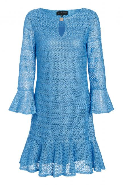 Ana Alcazar Volant Dress Sista