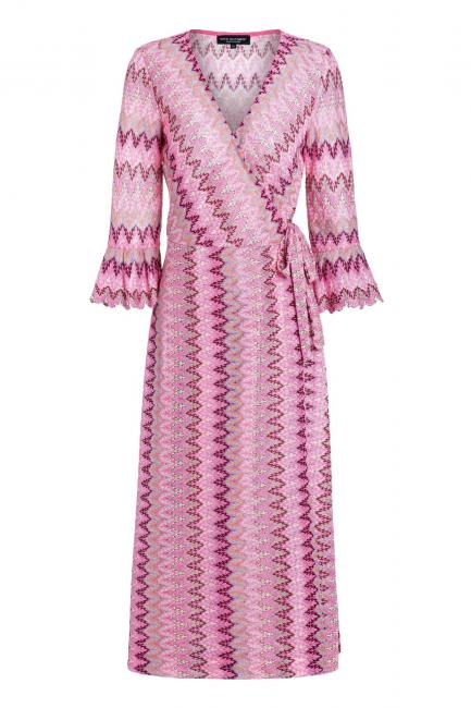 Ana Alcazar Wrap Dress Sobra