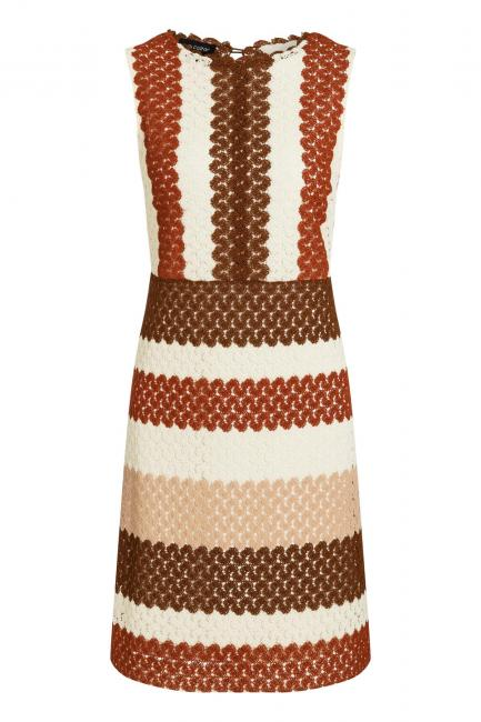 Ana Alcazar Sleeveless Dress Sponty