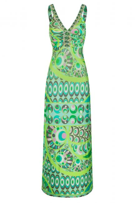 Ana Alcazar Maxi Dress Teowe