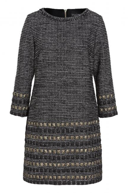 Ana Alcazar Tweed Dress Vabajos