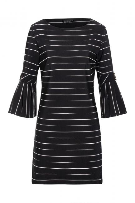 Ana Alcazar Striped Dress Vabelia