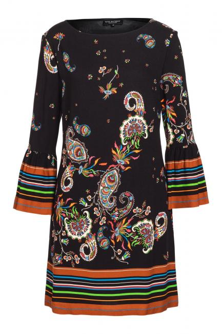 Ana Alcazar Print Dress Vadane