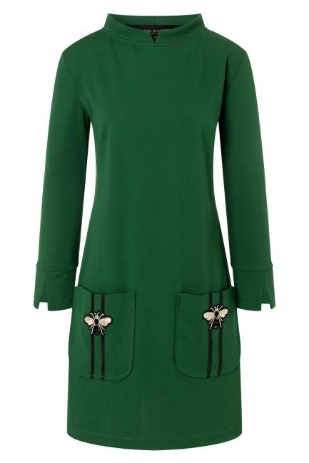 Ana Alcazar Pocket Dress Velmory