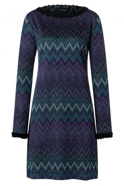 Ana Alcazar A-Shaped Dress Vulmina Blue