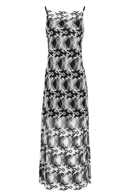 Ana Alcazar Maxi Dress Zeboa