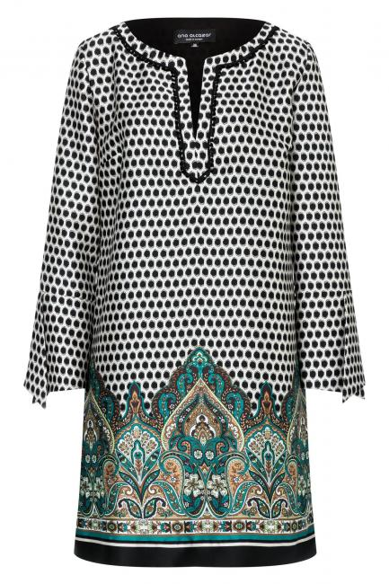 Ana Alcazar Tuniek Dress Zaba