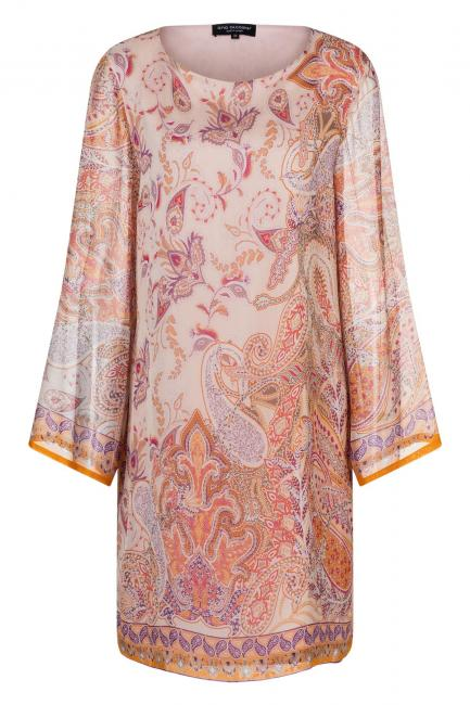 Ana Alcazar Silk Tunic Zezik Light