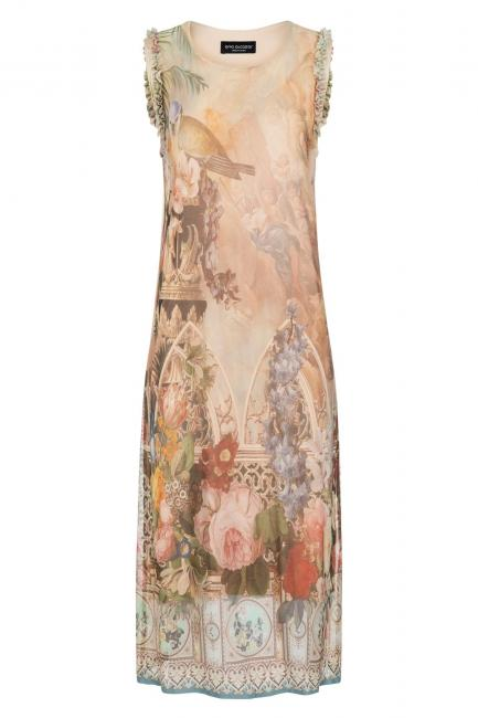 Ana Alcazar Sleeveless Dress Zidy