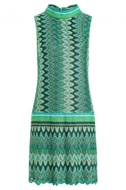 Ana Alcazar Stand Up Collar Dress Zobsi