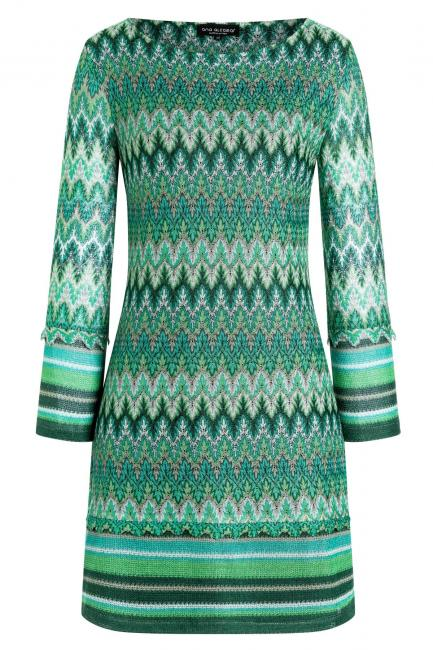 Ana Alcazar Long Sleeve Dress Zobyl