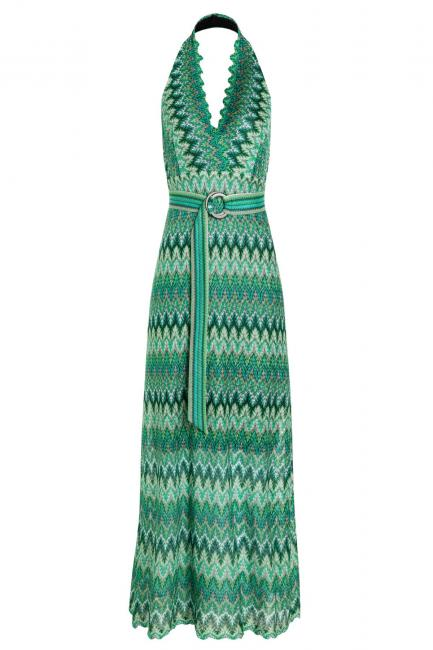 Ana Alcazar Maxi Dress Zobea