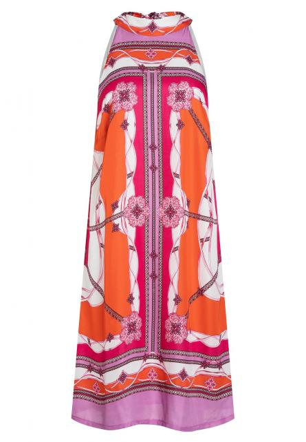 Ana Alcazar Print Dress Anasi