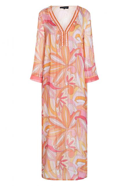 Ana Alcazar Caftan Dress Aruna