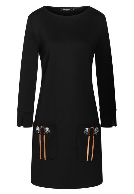 A-Linien-Kleid Bazna