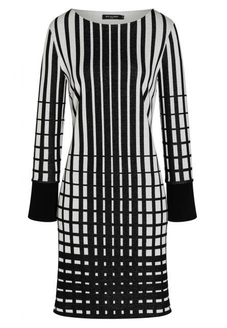 A-Linien-Kleid Bekwy