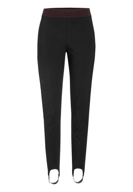 Ana Alcazar Trousers Olima Black